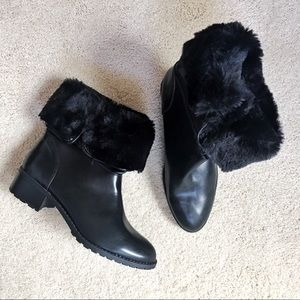 NWOT Laura Scott Mable Boots